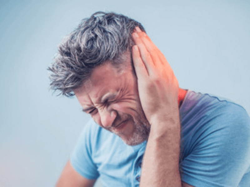 Tinnitus is Going away