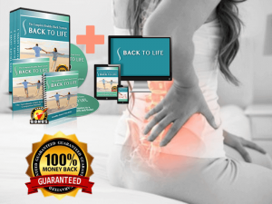 erase my back pain review money back guarantee