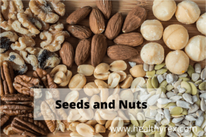 Nuts and Seeds reverse diabetes