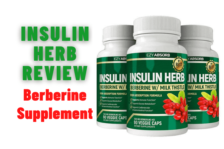 Insulin Herb Review Berberine Supplement