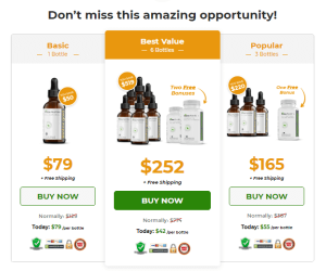Biotox Gold Price and Where to Buy