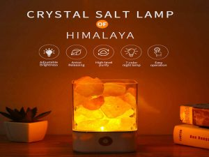 What are Lumebience Himalayan Salt Lamps