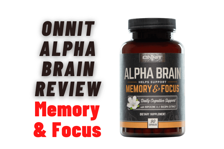 Onnit Alpha Brain Reviews