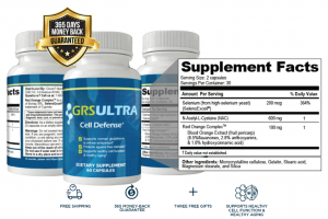 What Is GRS Ultra Cell Defense