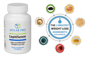 What Are The Ingredients Of LeptiSense?